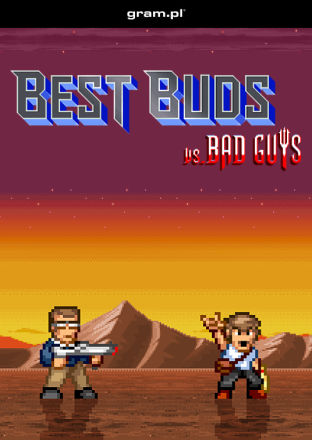 Best Buds vs Bad Guys - wersja cyfrowa