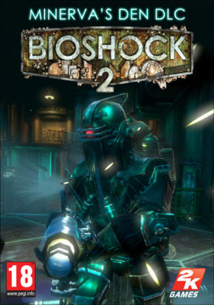 BioShock 2: Minervas Den DLC