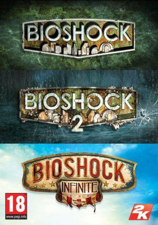 BioShock Triple Pack - wersja cyfrowa