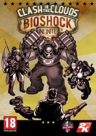 BioShock Infinite - Clash in the Clouds DLC MAC