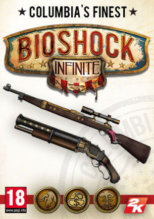 BioShock Infinite - Columbias Finest DLC MAC