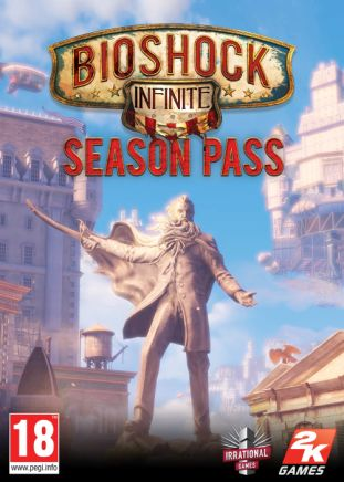BioShock Infinite - Season Pass MAC