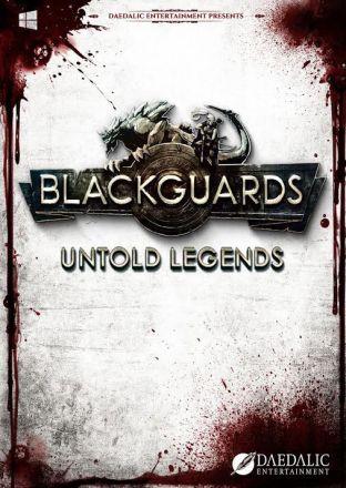 Blackguards - Untold Legends - wersja cyfrowa