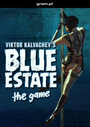 Blue Estate The Game - wersja cyfrowa