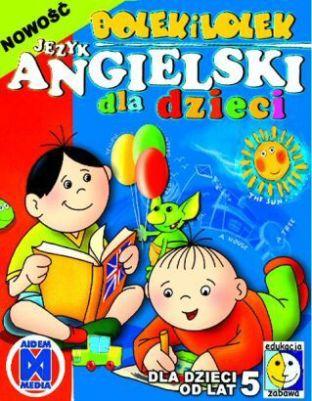 Bolek i Lolek: język angielski dla dzieci - wersja cyfrowa