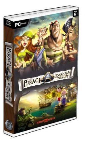 Bolek i Lolek: Piraci - Korona władzy - wersja cyfrowa