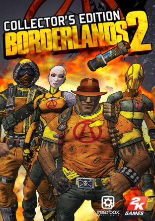Borderlands 2: Collector's Edition Pack - DLC
