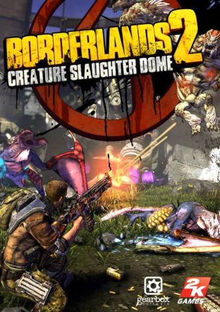 Borderlands 2: Creature Slaughterdome DLC MAC