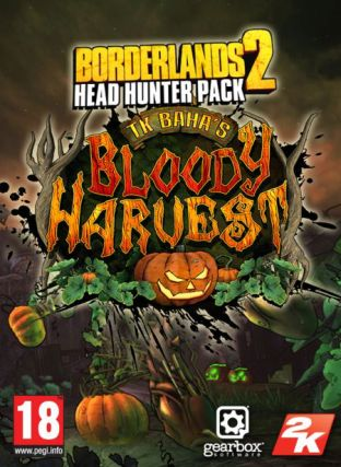 Borderlands 2: Headhunter 1: Bloody Harvest DLC MAC