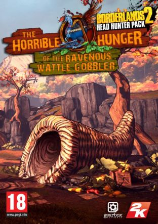 Borderlands 2: Headhunter 2: Wattle Gobbler DLC  MAC