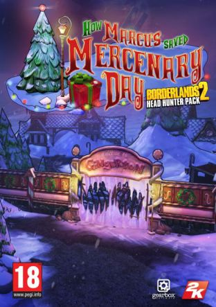 Borderlands 2: Headhunter 3: Mercenary Day DLC MAC