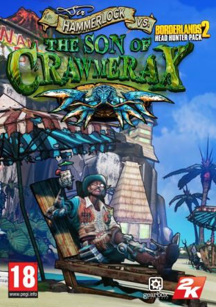 Borderlands 2: Headhunter 5: Son of Crawmerax DLC MAC
