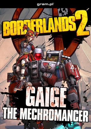 Borderlands 2: Mechromancer Pack DLC MAC