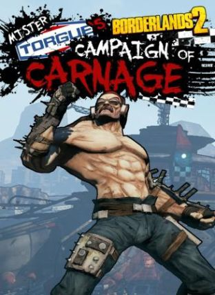 Borderlands 2: Mr. Torgues Campaign of Carnage DLC MAC
