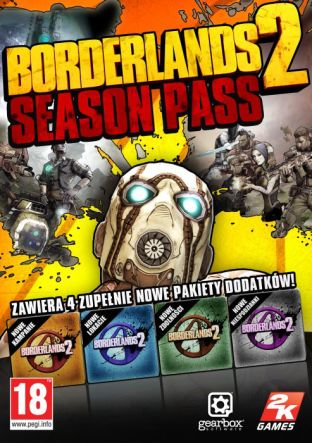 Borderlands 2 - Season Pass MAC