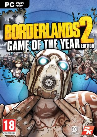 Borderlands 2 - Game of the Year Edition - wersja cyfrowa