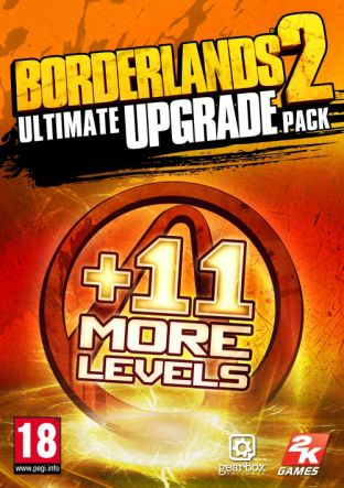 Borderlands 2: Ultimate Vault Hunters Upgrade Pack DLC MAC