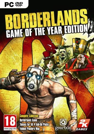 Borderlands Game of the Year Edition - wersja cyfrowa