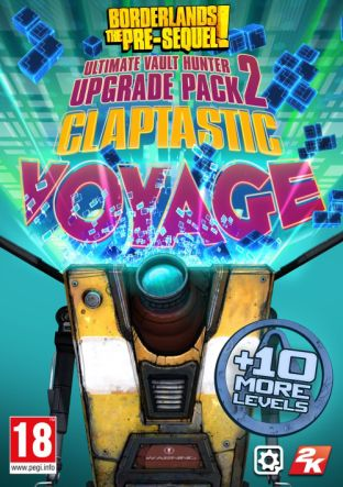 Borderlands: The Pre-Sequel!: Claptastic Voyage and Ultimate Vault Hunter Upgrade Pack 2 DLC  MAC
