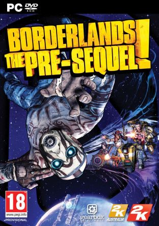 Borderlands: The Pre-Sequel! MAC/Linux- wersja cyfrowa