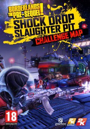 Borderlands: The Pre-Sequel: Shock Drop Slaughter Pit - DLC