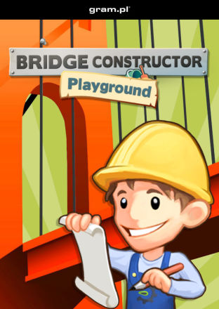Bridge Constructor Playground (steam) - wersja cyfrowa