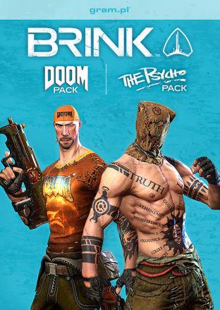 Brink: Doom/Psycho Combo Pack - DLC