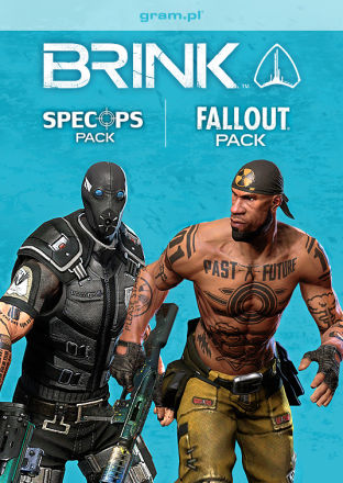 Brink: Fallout/Spec Ops Combo Pack - DLC