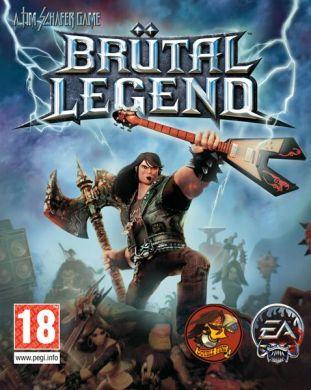 Brutal Legend - wersja cyfrowa