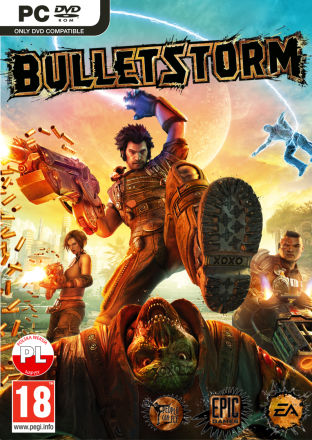 Bulletstorm - wersja cyfrowa
