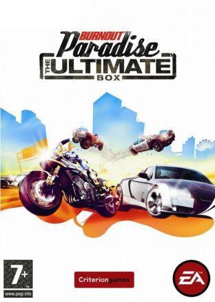 Burnout Paradise: The Ultimate Box - wersja cyfrowa