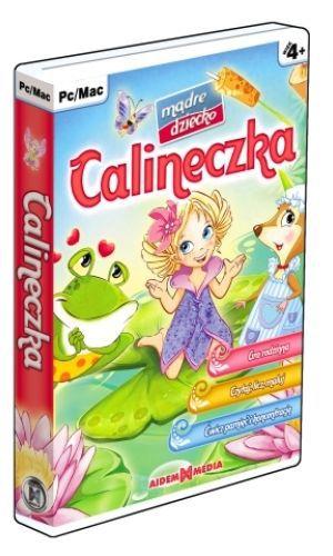 Calineczka - wersja cyfrowa