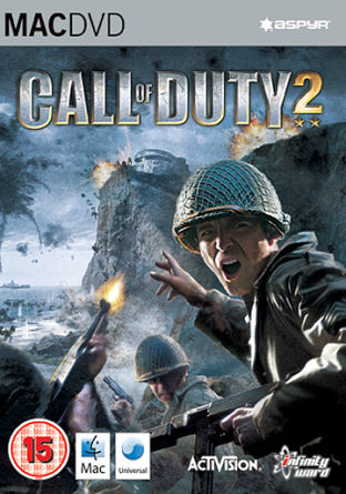 Call of Duty 2 (MAC) - wersja cyfrowa
