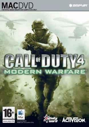 Call Of Duty 4: Modern Warfare (MAC) - wersja cyfrowa
