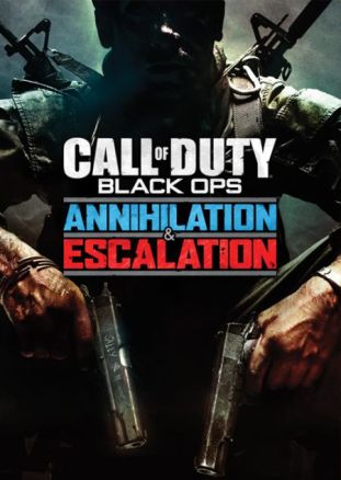 Call of Duty: Black Ops - Annihilation & Escalation DLC (MAC) - wersja cyfrowa