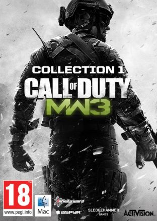 Call of Duty: Modern Warfare 3 Collection 1 (MAC) - wersja cyfrowa