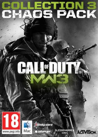 Call of Duty: Modern Warfare 3 Collection 3: Chaos Pack (MAC) - wersja cyfrowa