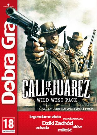 Call of Juarez: Wild West Pack - wersja cyfrowa