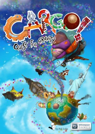 Cargo! The Quest for Gravity - wersja cyfrowa