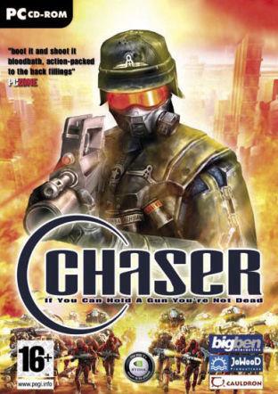 Chaser - wersja cyfrowa