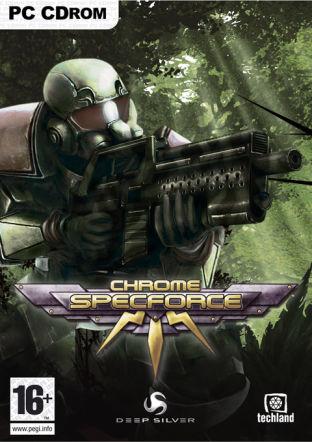 Chrome: SpecForce - wersja cyfrowa