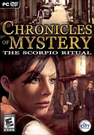 Chronicles of Mystery: The scorpio ritual - wersja cyfrowa