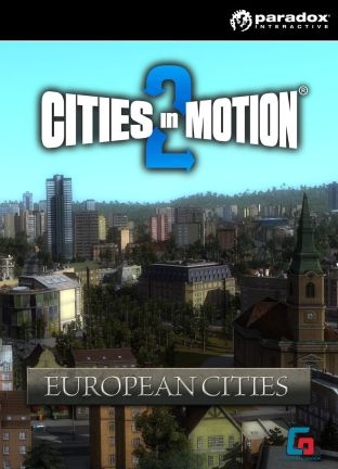 Cities in Motion 2: European Cities - DLC