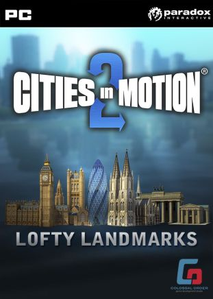 Cities in Motion 2: Lofty Landmarks - DLC