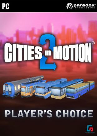 Cities In Motion 2: Players Choice Vehicle Pack - DLC