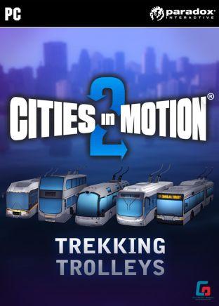 Cities in Motion 2: Trekking Trolleys - DLC