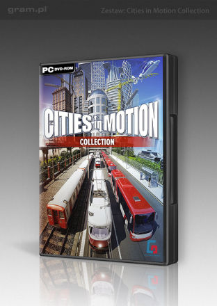 Cities in Motion Collection - wersja cyfrowa