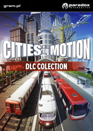 Cities in Motion DLC Collection - wersja cyfrowa