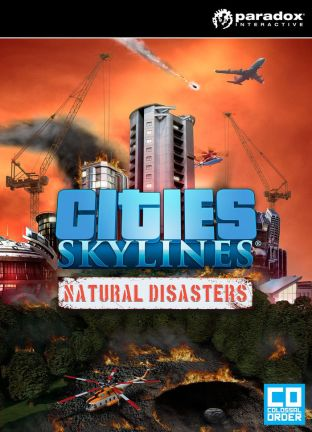 Cities: Skylines - Natural Disasters - DLC