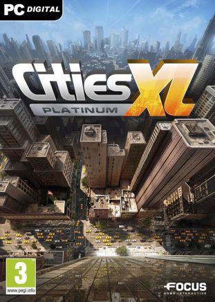 Cities XL Platinum - wersja cyfrowa